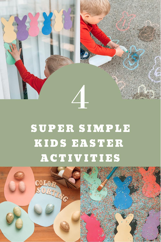 Super Simple Kids Easter Activities