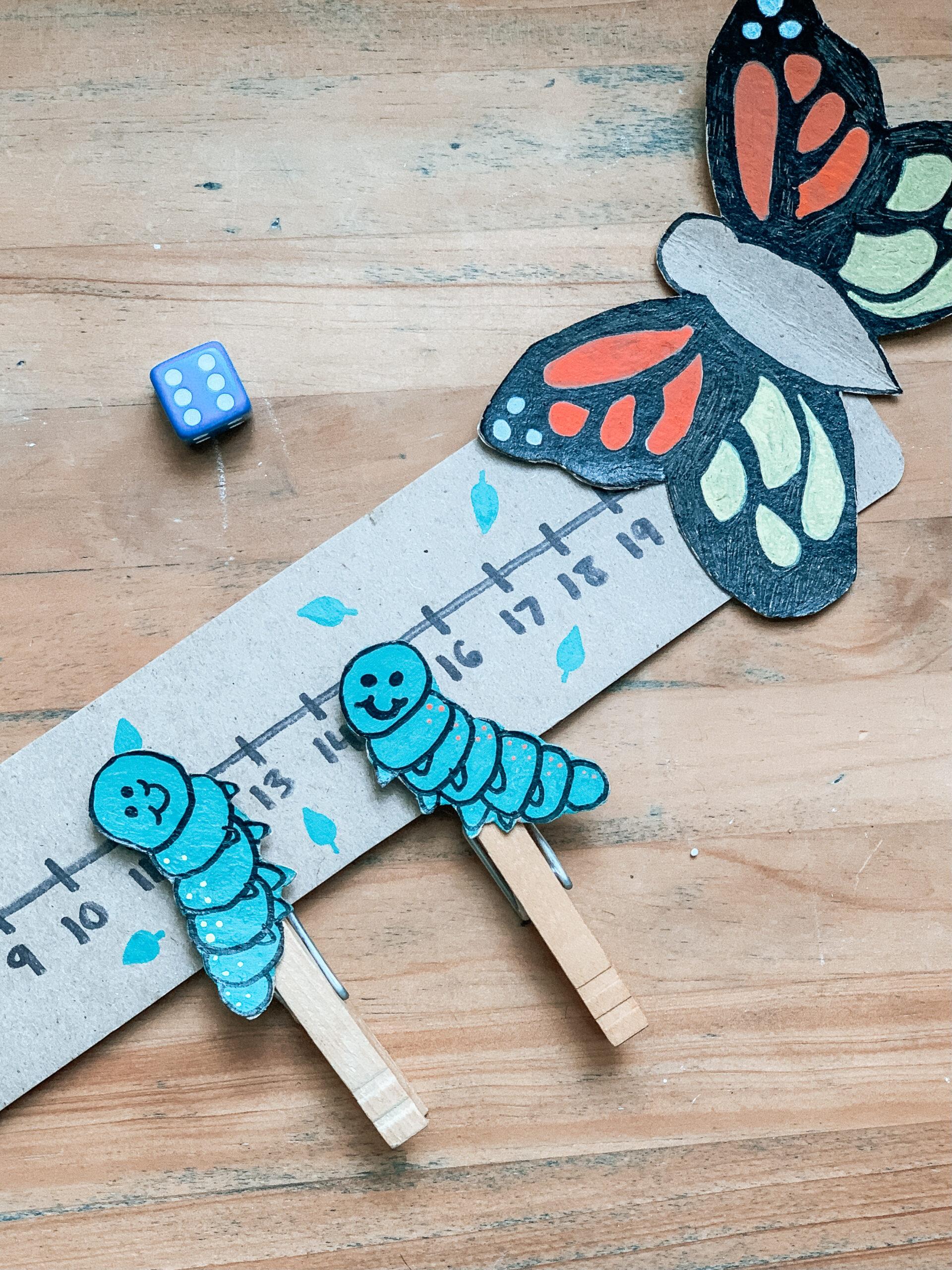 DIY preschool game
