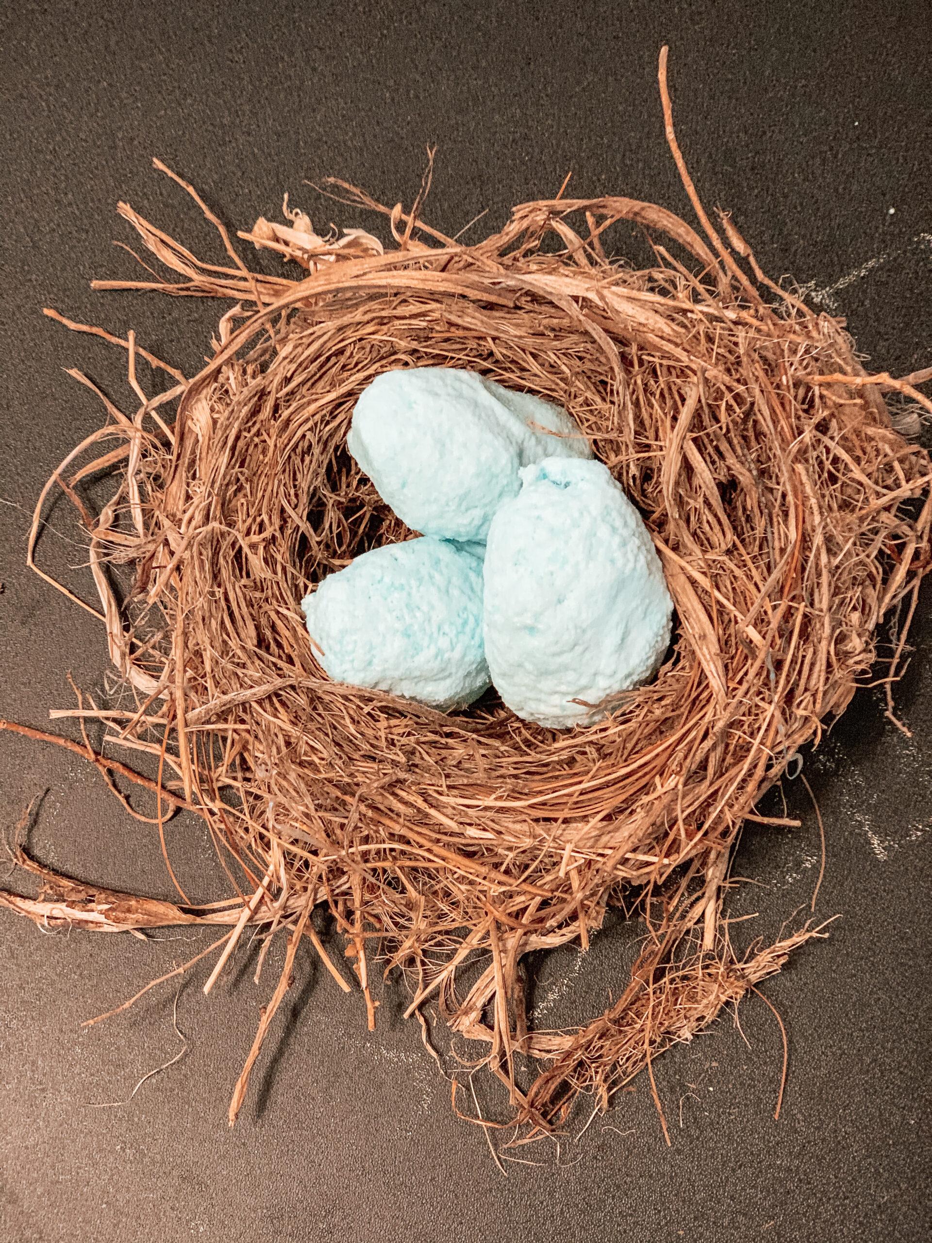 bath bomb dinosaur eggs kids activity