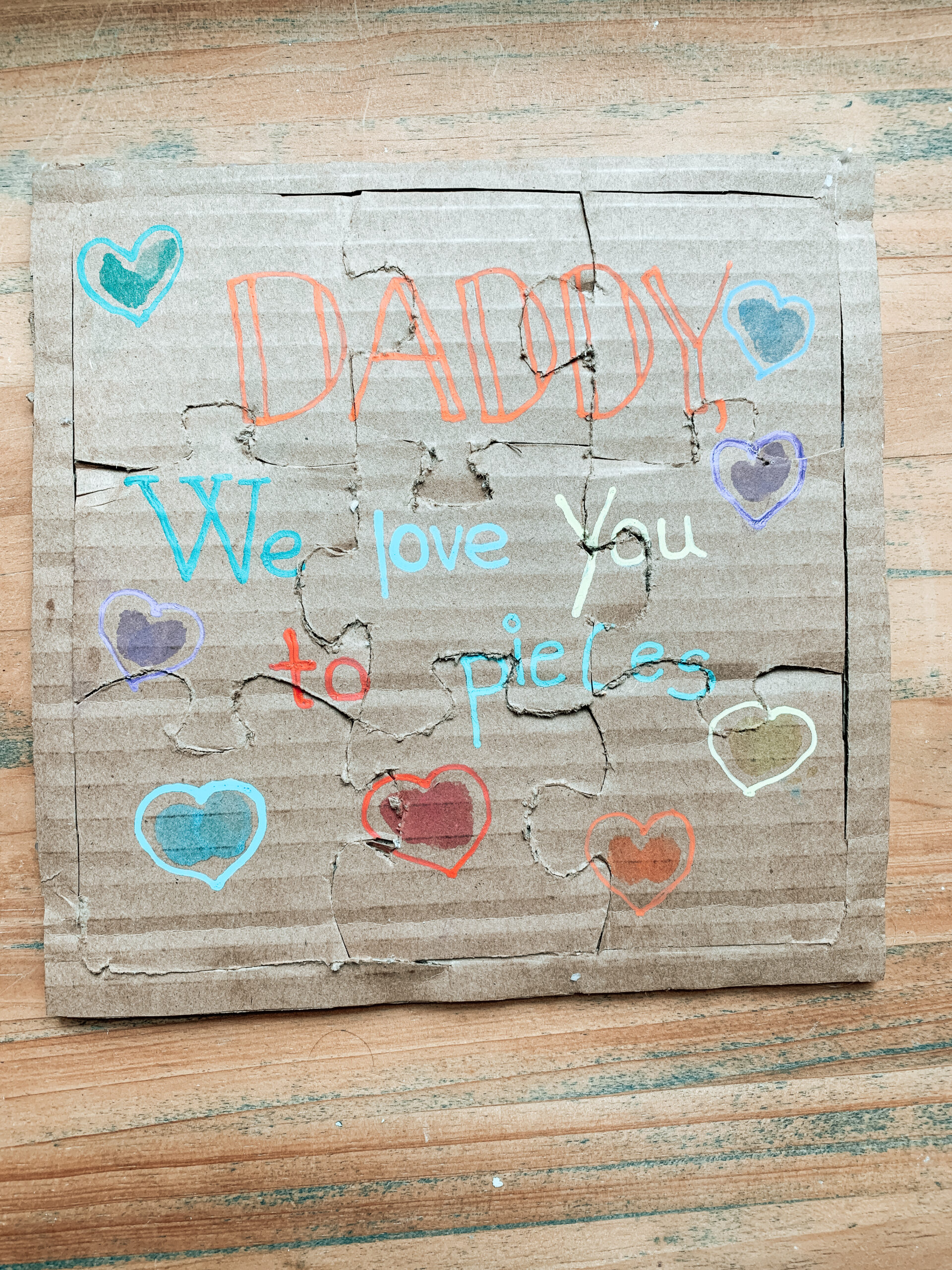 Father's Day kids gift