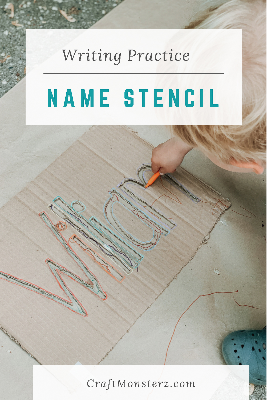 Name Stencil